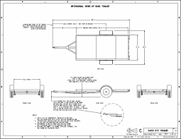 free trailer plans free gantry crane