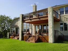 deck and patio designs exterior
