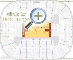 American Airlines Arena Seating Chart Eagles Eaglebank Arena Seat Row Numbers Detailed Seating Chart
