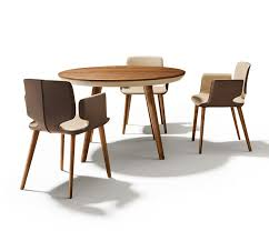 small luxury round dining table