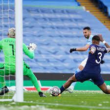 Man City 2-0 PSG highlights and reaction as Riyad Mahrez scores twice and  Di Maria sent off - Manchester Evening News