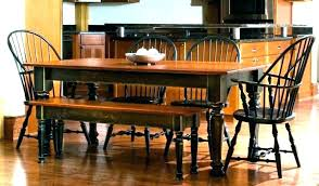 rustic round dining set kitchen table small ideas impressing