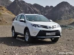 Toyota RAV4 2013 now in the UAE | Drive Arabia