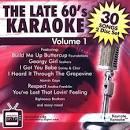 Late 60's Karaoke, Vol. 1