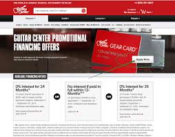 another picture of guitar center credit card review
