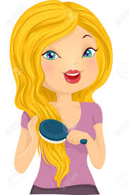 combing hair clipart. Contemporary Clipart Brushing Clipart Animated Hair Brush Fototo Me Clip To Combing Hair Clipart