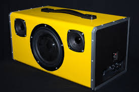 the bee portable audio system