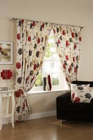 Black And Red Kitchen Black And Red Kitchen Curtains Home Curtains Net Ready Made