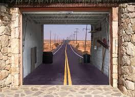 garage door wrapsGarage Door Wraps   Wrap For Viking Garage Doors VehicleGraphics