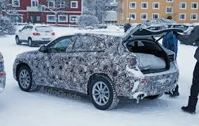 Coupe Series bmw x2 2016 : 2017 BMW X2 Crossover Concept to Debut in Late September ...