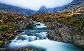 top 10 most beautiful places in the world to visit. Unique Places The Fairy Pools On The Isle Of Skye  Scotland With Top 10 Most Beautiful Places In World To Visit 0