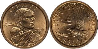 Sacagawea Gold Dollar Value Chart How To Grade Sacagawea Dollar Picture Grade Comparison Chart