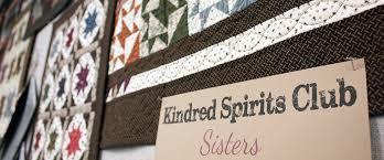 Kindred Spirits Club | Yellow Creek Quilt Designs & Yellow Creek Quilt Designs Kindred Spirits Club header Adamdwight.com