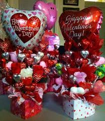 You want something as sweet. Valentine Gift Baskets Valentines Candy Bouquet Valentine Gift Baskets Diy Valentines Gifts