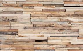 image of large decorative wooden wall panels
