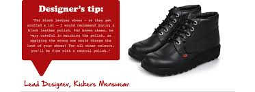 kickers designer tips