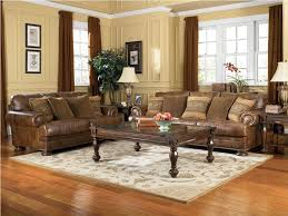 Leather Living Room Sets On Wonderful Living Room Wood Furniture Design With Wooden Floor And