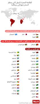 أضيفت إليها سلطنة عُمان وقطر.. إليك القائمة الحمراء للدول التي يحظر السفر  منها لبريطانيا - CNN Arabic