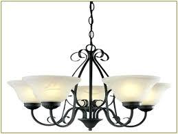 chandelier replacement globe light