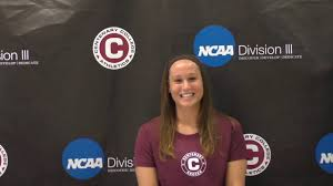 Women's Soccer Defensive Player of the Week - Erica Coker - YouTube