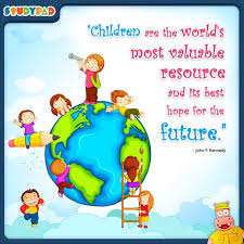 Children Are The World's Most Valuable Resource And Its Best Hope Enchanting Education Quotes For Kids