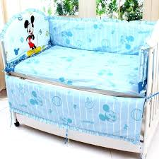 mickey mouse crib sheets mickey and bedding set image of mickey mouse crib bedding set for