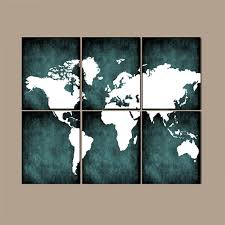 office world map. Office World Map