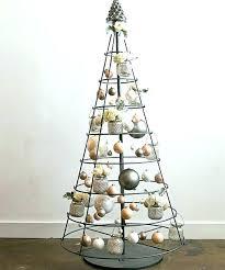 Metal Ornament Tree Display Stand Uk Amazing Christmas Ornament Display Metal Stand Rotating Tree Weddings