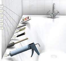 how to replace caulk in shower plan photo gallery