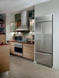 kitchenaid built in refrigerator 48 popular built in refrigerator pertaining to sub zero vs integrated refrigerators