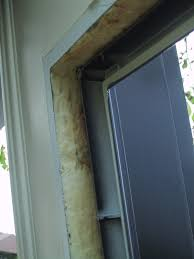 Exterior Replacement Door  Part   The New Replacement Door - Exterior door glass insert replacement