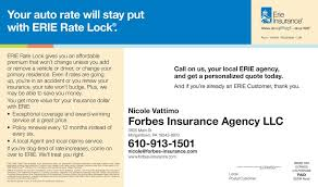 1 800 263 6484 eriemutual@eriemutual.com view on google maps Rates Forbes Insurance Agency Your Local Erie Insurance Agent