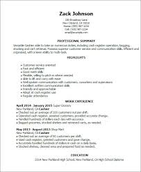 Cashier Resume Description Cashier Resume Template Fresh Gps Technician Sample Resume Example 100 99