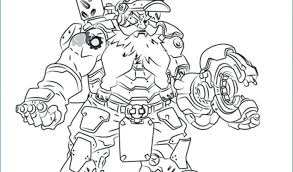 Genji From Overwatch Coloring Pages Free Printable Newwallpaperjdico