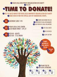 fundraiser flyer template teamtractemplate s fundraiser tree flyer ticketprintingcom yk8uqai0