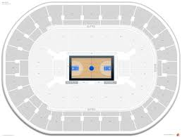 bok center seating chart with row numbers