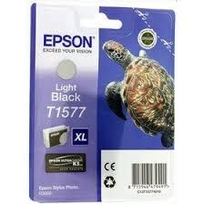 <b>Картридж</b> струйный <b>Epson C13T15774010</b> серый для <b>Epson</b> St ...