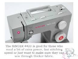 4423 Singer Sewing Machine