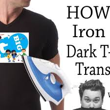 diy tutorial how to apply iron on dark tshirt transfer paper avery with regard to light t shirt transfer paper