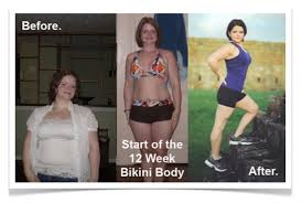 12 week weight loss program female