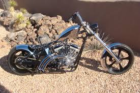 2007 west coast choppers dominator red hills rods and choppers