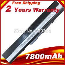 <b>Laptop Battery</b> for Asus A42J K52 K52F K52J K52JB K52JC K52JE ...