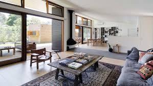 Veranda Dining Rooms Amazing Open Plan Leads To Large Veranda In Australia Freshome