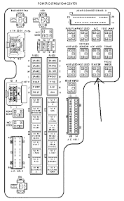 1999 durango fuse box diagram 1999 wiring diagrams online