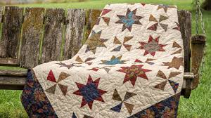 Discover & Learn — Quilting Tutorials & Make a Stars & Pinwheels Quilt with Jenny! Adamdwight.com