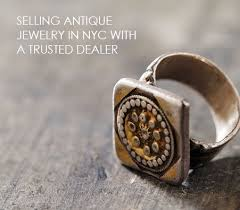 selling antique jewelry nyc