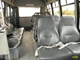 2002 ford e series cutaway e350 commercial passenger van interior 2002 ford e series cutaway e350 commercial passenger van interior