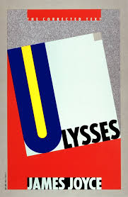 ulysses book cover book cover designed by carin goldberg le ulysses author of ulysses book cover