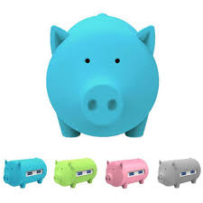 <b>ORICO Cute Pig</b> 3 Port USB 3.0 Hub OTG Adapter Card Reader <b>for</b> ...