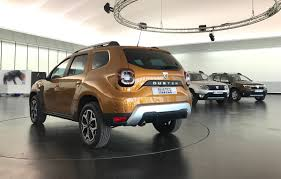 2018 renault duster unveiled. wonderful duster 2018 dacia duster 2018 renault duster rear three quarters and renault duster unveiled a